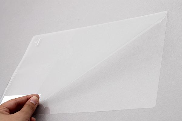Kokuyo Clear Folder - Super Clear 10 - A4 - Clear - KOKUYO FU-TC750N-0