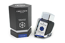 Caran d'Ache Idyllic Blue Ink - Chromatics - 50 ml Bottle - CARAN D'ACHE 8011.140