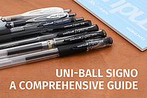 Uni-ball Signo: A Comprehensive Guide