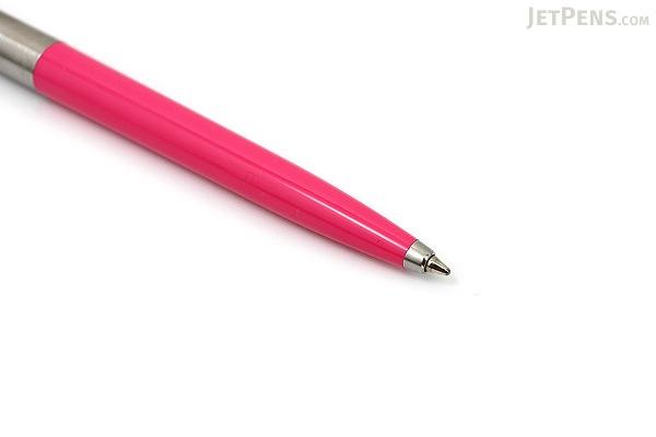 Parker Jotter 60th Anniversary Ballpoint Pen - Medium Point - Pink Body - SANFORD 1904840