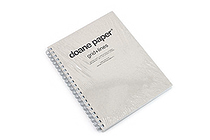 Doane Paper Grid + Lines Idea Journal - Large - DOANE PAPER 001