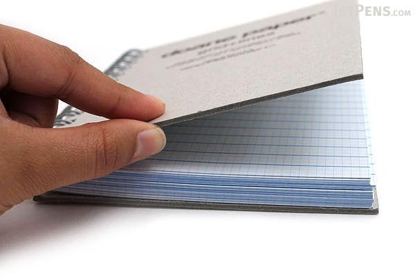 Doane Paper Grid + Lines Idea Journal - Small - DOANE PAPER 002