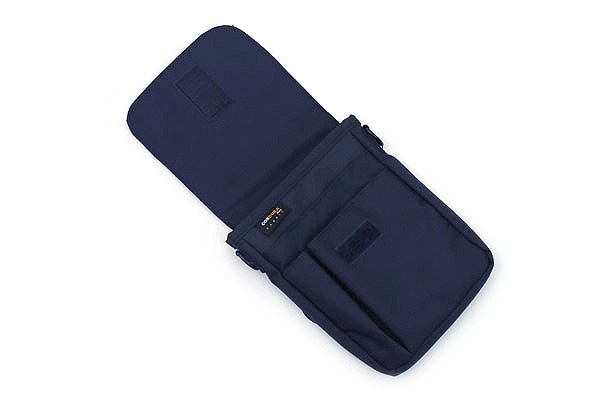 Lihit Lab Smart Fit Carrying Pouch - A6 - Navy - LIHIT LAB A-7574-11