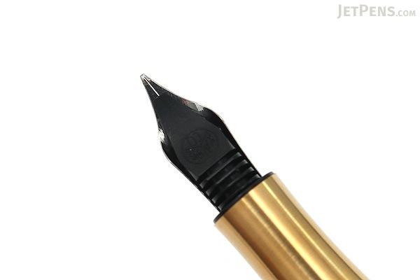 Kaweco Liliput Fountain Pen - Extra Fine Nib - Brass Wave Body - KAWECO 10000728