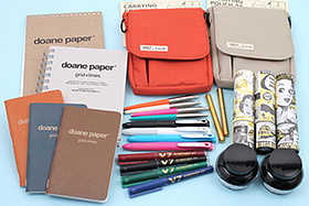 New Products: Vintage Fountain Pens, Beautiful Inks, Bright Ballpoint and Multi Pens, Everyday Carry, and More!