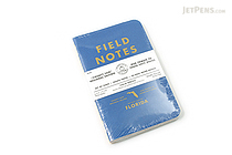 "Field Notes Color Cover Memo Book - County Fair - 3.5"" x 5.5"" - 48 Pages - 5 mm Graph - Pack of 3 - Florida - FIELD NOTES FN-01A-FL"