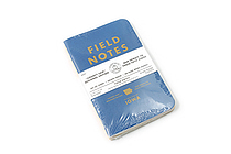 "Field Notes Color Cover Memo Book - County Fair - 3.5"" x 5.5"" - 48 Pages - 5 mm Graph - Pack of 3 - Iowa - FIELD NOTES FN-01A-IA"
