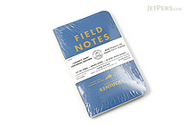 "Field Notes Color Cover Memo Book - County Fair - 3.5"" x 5.5"" - 48 Pages - 5 mm Graph - Pack of 3 - Kentucky - FIELD NOTES FN-01A-KY"