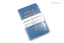 "Field Notes Color Cover Memo Book - County Fair - 3.5"" x 5.5"" - 48 Pages - 5 mm Graph - Pack of 3 - Ohio - FIELD NOTES FN-01A-OH"
