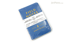 "Field Notes Color Cover Memo Book - County Fair - 3.5"" x 5.5"" - 48 Pages - 5 mm Graph - Pack of 3 - Rhode Island - FIELD NOTES FN-01A-RI"