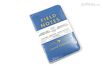 "Field Notes Color Cover Memo Book - County Fair - 3.5"" x 5.5"" - 48 Pages - 5 mm Graph - Pack of 3 - South Carolina - FIELD NOTES FN-01A-SC"