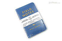 "Field Notes Color Cover Memo Book - County Fair - 3.5"" x 5.5"" - 48 Pages - 5 mm Graph - Pack of 3 - South Dakota - FIELD NOTES FN-01A-SD"