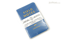 "Field Notes Color Cover Memo Book - County Fair - 3.5"" x 5.5"" - 48 Pages - 5 mm Graph - Pack of 3 - Tennessee - FIELD NOTES FN-01A-TN"