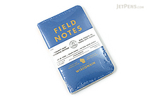 "Field Notes Color Cover Memo Book - County Fair - 3.5"" x 5.5"" - 48 Pages - 5 mm Graph - Pack of 3 - Wisconsin - FIELD NOTES FN-01A-WI"