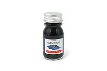 J. Herbin Fountain Pen Ink - 10 ml Bottle - Bleu Nuit (Night Blue) - J. HERBIN H115/19