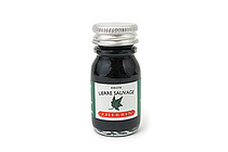 J. Herbin Fountain Pen Ink - 10 ml Bottle - Lierre Sauvage (Wild Ivy Green) - J. HERBIN H115-37