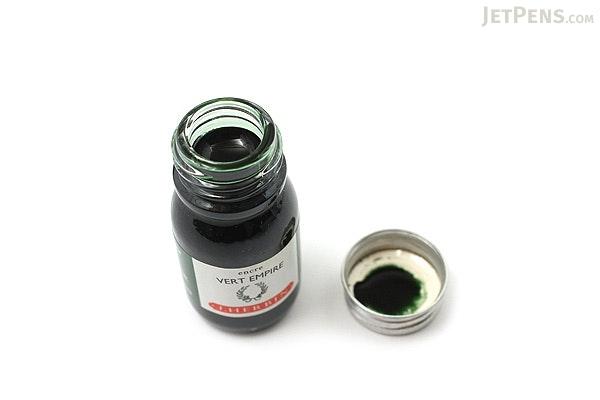 J. Herbin Vert Empire Ink (Empire Green) - 10 ml Bottle - J. HERBIN H115/39