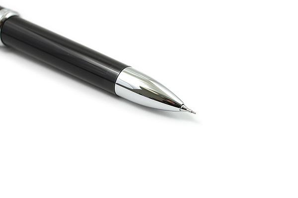 Platinum Double R3 Action Sarabo MWB-1000F 2 Color 0.5 mm Ballpoint Multi Pen + 0.5 mm Pencil - Black Diamond - PLATINUM MWB-1000F 7