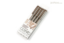 Copic Multiliner Pen - Brown - 4 Pen Set - COPIC MLBROWN