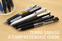 Zebra Sarasa: A Comprehensive Guide