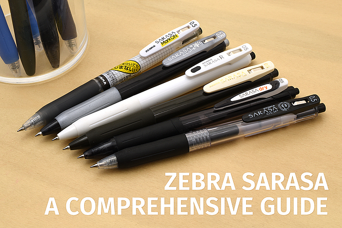 Zebra Sarasa: A Comprehensive Guide