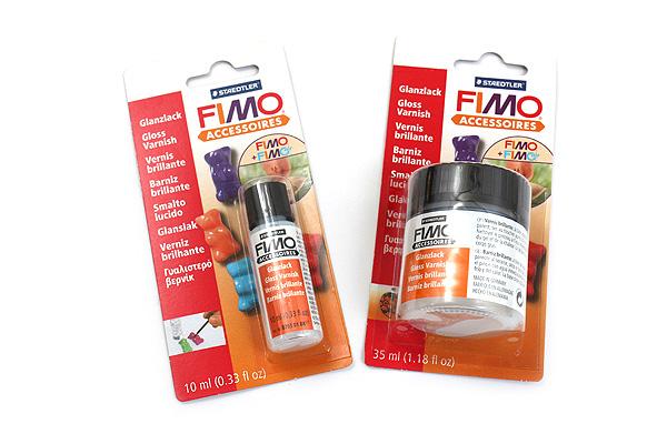 Staedtler FIMO Gloss Varnish - 10 ml - STAEDTLER 8703 01 BK