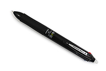 Pilot FriXion Ball 4 4 Color Gel Ink Multi Pen - 0.5 mm - Black - PILOT LKFB-80EF-B