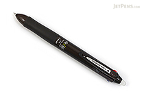 Pilot FriXion Ball 4 4 Color Gel Ink Multi Pen - 0.5 mm - Brown - PILOT LKFB-80EF-BN