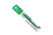 Pilot FriXion Ball Gel Multi Pen Refill - 0.5 mm - Green - PILOT LFBTRF12EF-G
