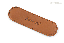 Kaweco Eco Leather Pouch - 1 Sport Pen - Cognac Brown - KAWECO 10000705