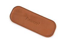 Kaweco Eco Leather Pouch - Sport 2 pens - Cognac Brown - KAWECO 10000706