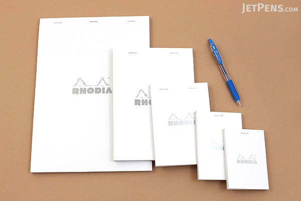 Rhodia Ice Pad No. 18 - A4 - Graph - RHODIA 18201W