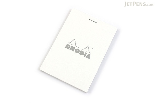 """Rhodia Ice Pad No. 12 - 3.3"""" x 4.7"""" - Graph - RHODIA 12201W"""
