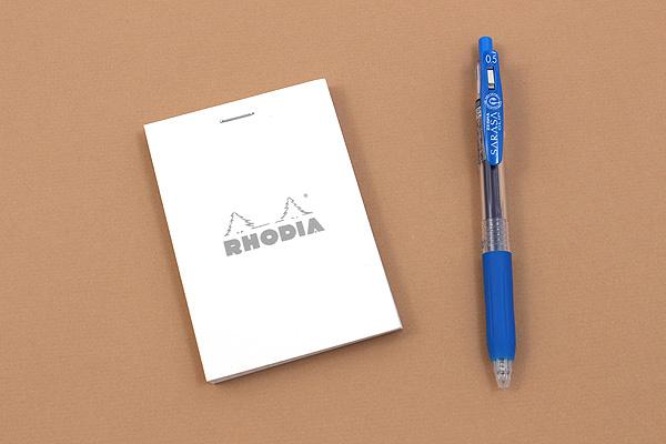 Rhodia Ice Pad No. 11 - A7 - Graph - RHODIA 11201W