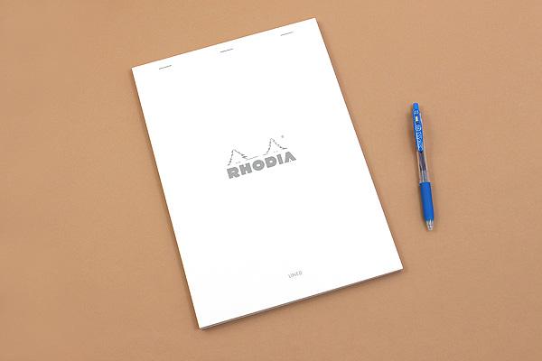 Rhodia Ice Pad No. 18 - A4 - Lined - RHODIA 18601W