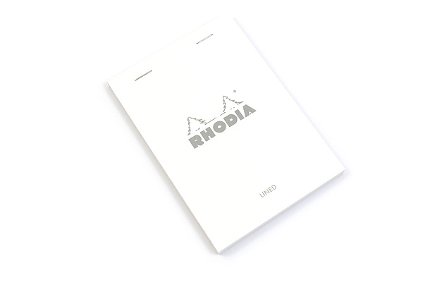 Rhodia Ice Pad No. 13 - A6 - Lined - RHODIA 13601W