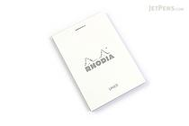 Rhodia Ice Pad No. 11 - A7 - Lined - RHODIA 11601W