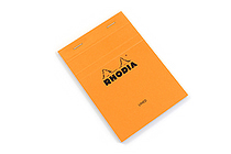 Rhodia Pad No. 13 - A6 - Lined - Orange - RHODIA 13600
