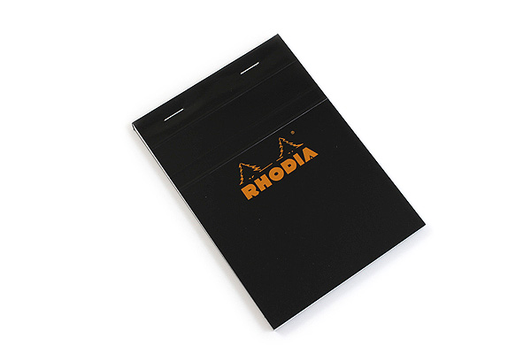 Rhodia Pad No. 13 - A6  - Graph- Black - RHODIA 132009