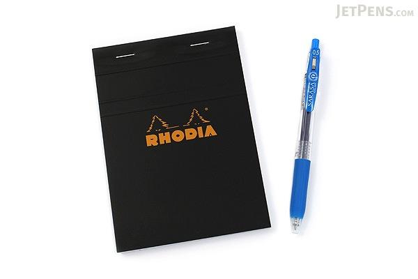Rhodia Pad No. 13 - A6  - Graph- Black - RHODIA 132009