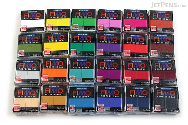 Staedtler FIMO Professional Modeling Clay - Terracotta - STAEDTLER 8004-74
