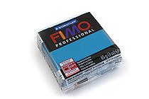Staedtler FIMO Professional Modeling Clay - True Blue - STAEDTLER 8004-300