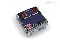 Staedtler FIMO Professional Modeling Clay - Navy Blue - STAEDTLER 8004-34