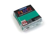 Staedtler FIMO Professional Modeling Clay - True Green - STAEDTLER 8004-500