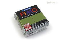 Staedtler FIMO Professional Modeling Clay - Leaf Green - STAEDTLER 8004-57