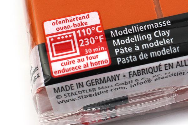 Staedtler FIMO Professional Modeling Clay - Terracotta - STAEDTLER 8004-74