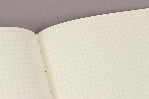 Tsubame Fools Cream Notebook - B5 - Section - 5 mm Graph - TSUBAME C3019