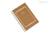 Tsubame Fools Cream Notebook - B5 - Plain - TSUBAME C3020
