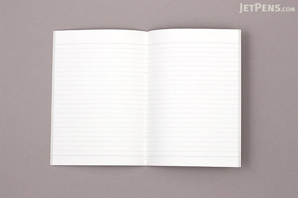 Tsubame Fools University Notebook - H30S - A5 - 7 mm Rule - TSUBAME H2001