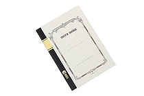 Tsubame Fools University Notebook - W30S - B5 - 8 mm Rule - TSUBAME W3001